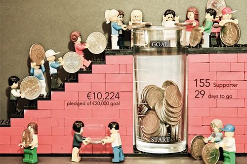 Crowdfunding für Unternehmen Foto: Credit_Michael Holzer CC-BY-ND
